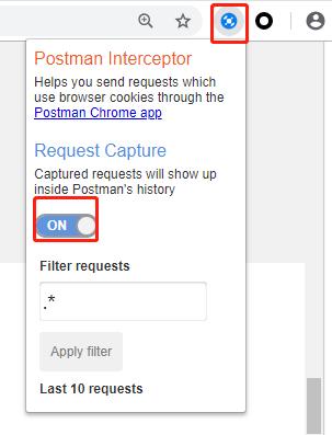 Postman离线安装interceptor插件实现Chrome app及录制请求