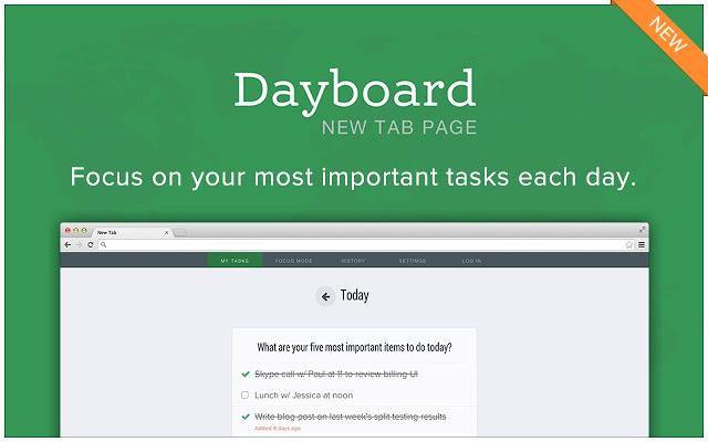 Dayboard