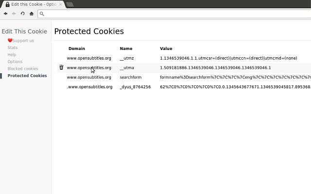 设置受保护的cookie