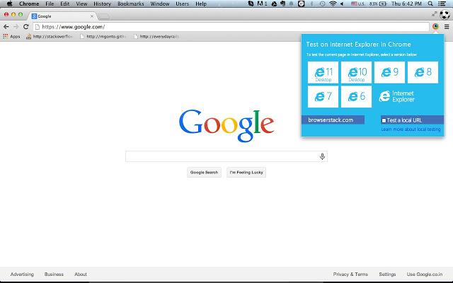 Test IE Chrome插件图片