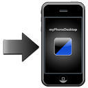 Send to iPhone - myPhoneDesktop