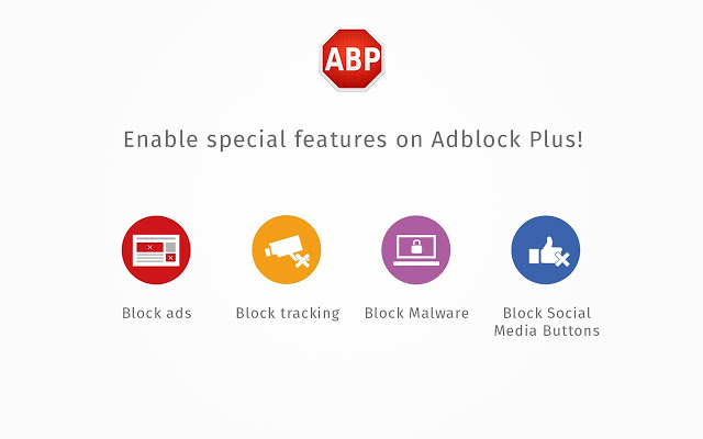 Adblock Plus插件图片