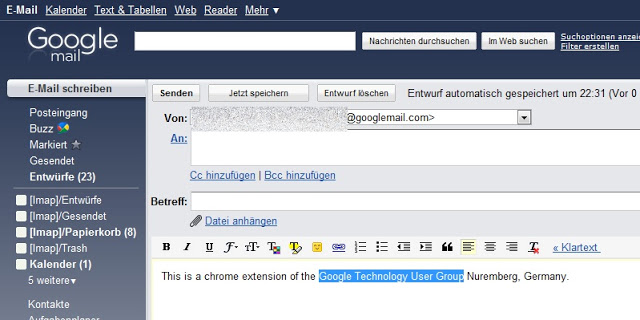 Popchrom Chrome插件图片