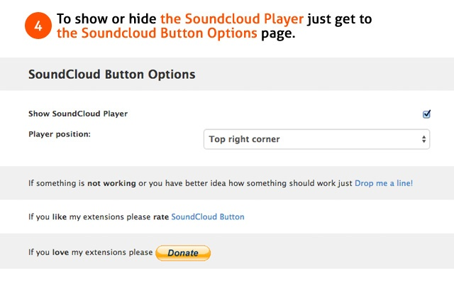 SoundCloud Button插件图片