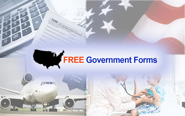 Free Government Forms插件图片