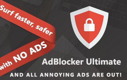 AdBlocker Ultimate Chrome插件图片