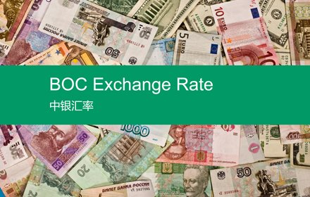 BOC Exchange Rate Chrome插件】BOC Exchange Rate Chrome插件下载_教程_