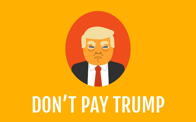 Don't Pay Trump插件图片