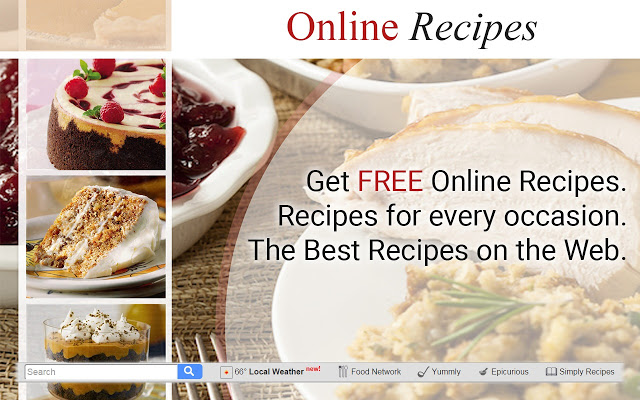 Easy Recipes Now插件图片
