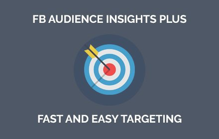 FB Audience Insights Plus