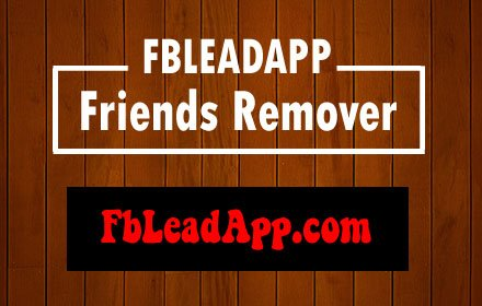 Friends Removal - Unfriend all at once 2017