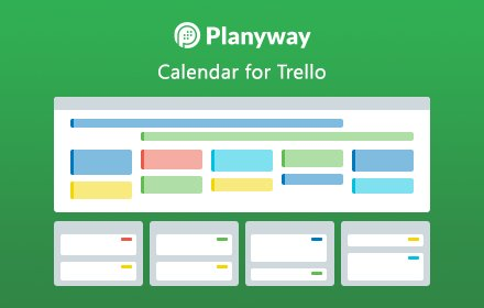 Planyway: Calendar and Timeline for Trello