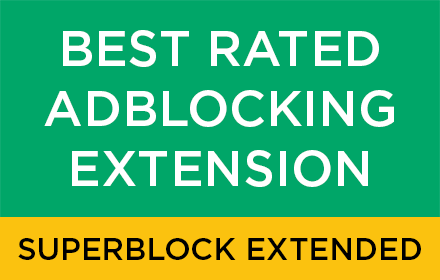 Superblock Extended - Adblocker