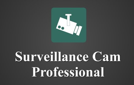Surveillance Cam Professional( Security Cam)