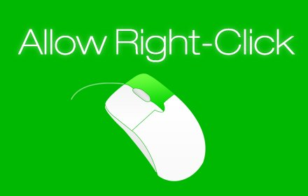Allow Right-Click v1.5.2.4