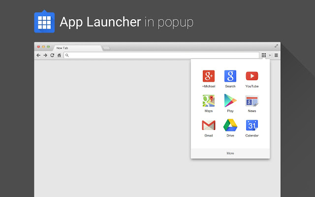 App Launcher in popup v2.0.1插件图片