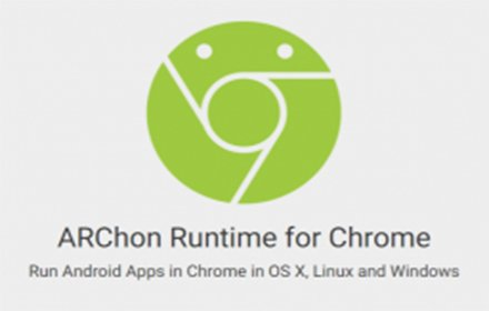ARChon Runtime APK for Chrome