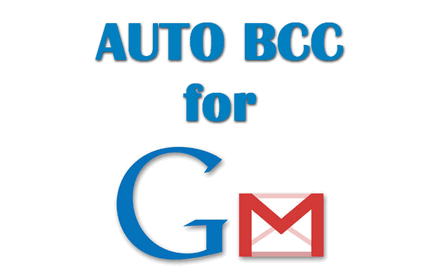 Auto Bcc for GMail™ & Inbox™ v2017.1.20.1