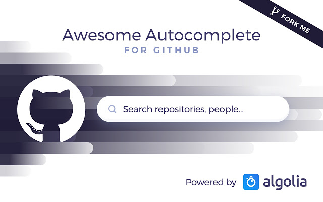 Awesome Autocomplete for GitHub v1.7.0图片