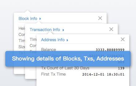 BTC.com Chrome 扩展 v1.2.3