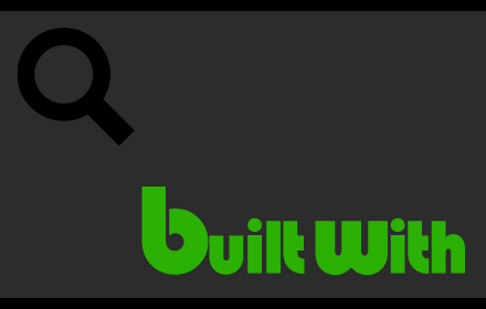 BuiltWith Technology Profiler v2.8