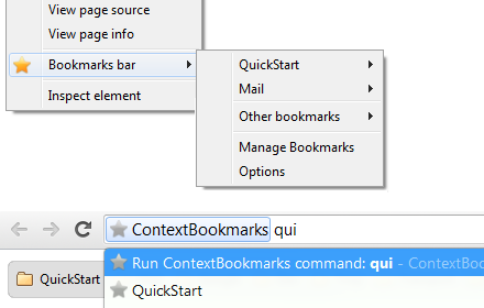 Context Bookmarks v1.12.0