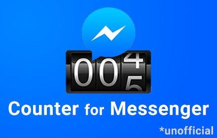 Messenger 计数器