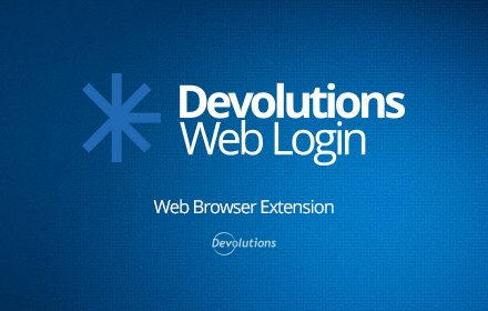Devolutions Web Login v7.1.0.0