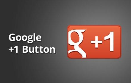 Google+1 按钮 v1.3.0.731