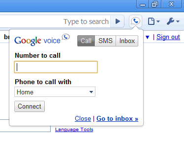 Google Voice (by Google) v2.5.0插件图片