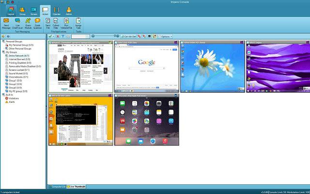 Impero Client Extension 7.4.36 v7.4.3.6 Chrome插件图片