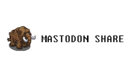 Mastodon Share
