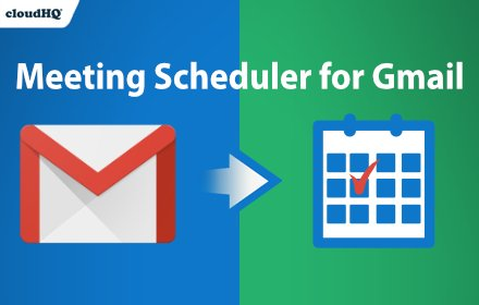 Meeting Scheduler for Gmail v1.0.0.8