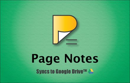 Page Notes v2.4.11