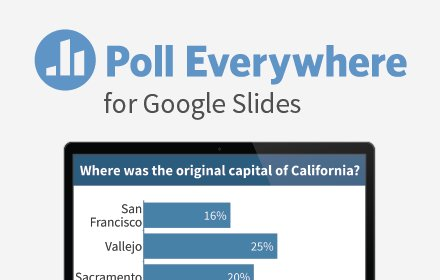 Poll Everywhere for Google Slides v1.11.4