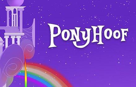 Ponyhoof v2.421 Chrome插件LOGO图片