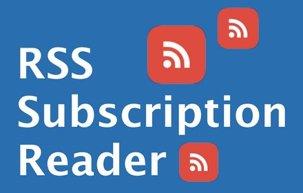 RSS Subscription Extension, Reader v0.9.3.2