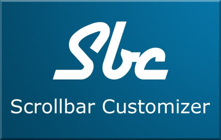Scrollbar Customizer v1.3.1