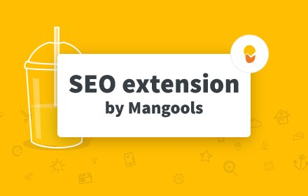 SEO Extension [Metrics, Backlinks, On-Page]