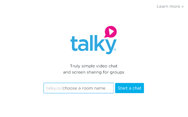 Talky Screensharing v0.2.2插件图片