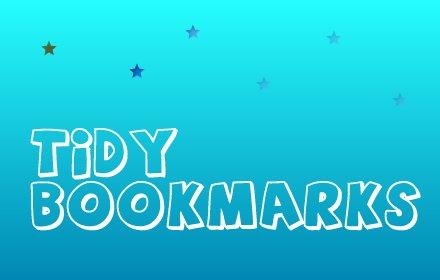 Tidy Bookmarks v2.5