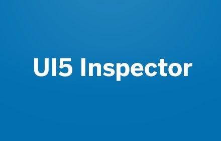 UI5 Inspector v0.9.5