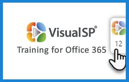 VisualSP Training for Office 365 v1.1.1.0