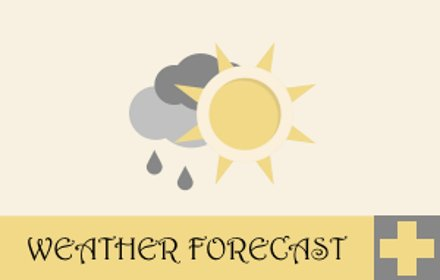 Weather Forecast v0.3.3