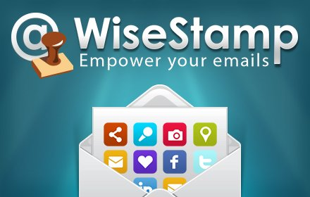 WiseStamp - Email Signatures for Gmail v4.30.10