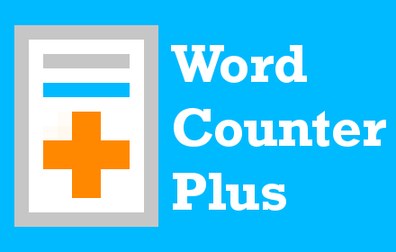 Word Counter Plus v1.2