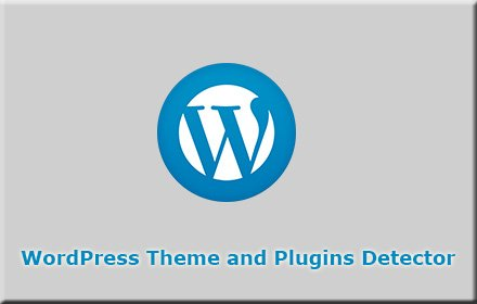 WordPress Theme Detector and Plugins Detector v2.5