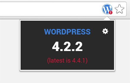 Wordpress Version Check Lite (30 min trial)